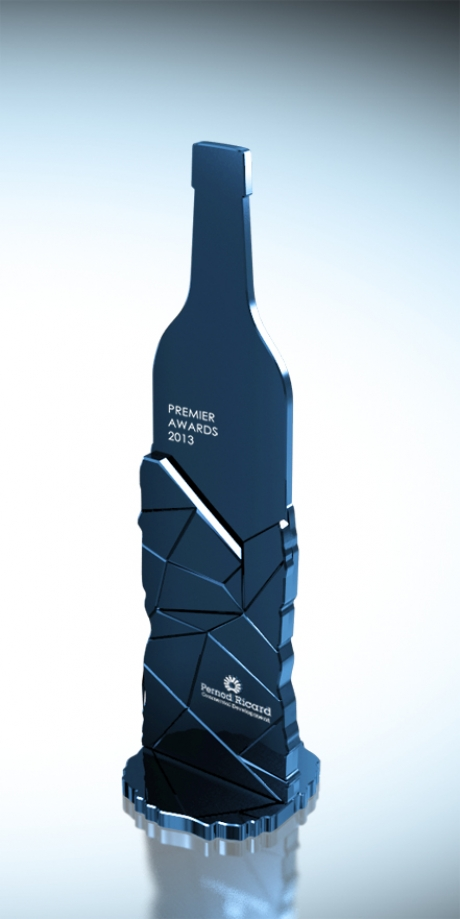 Pernod Ricard Premier Awards Commercial Trophy 2013