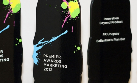 Pernod Ricard Premier Awards Marketing Trophy 2012